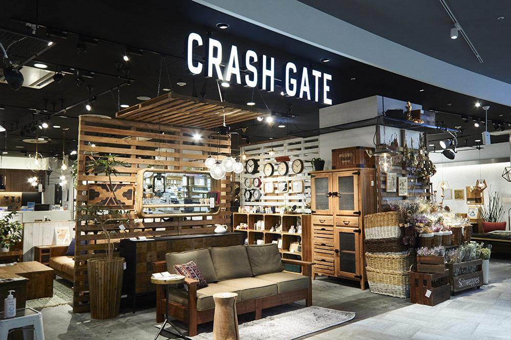 クラッシュゲートが考える実店舗の価値