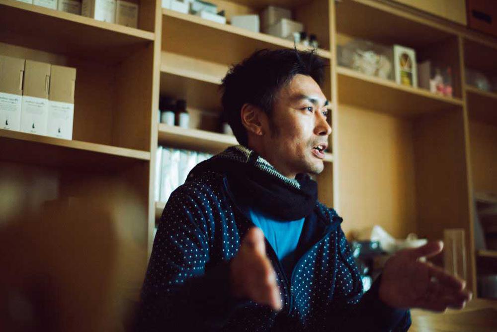 香りで馨る日本の職人と伝統